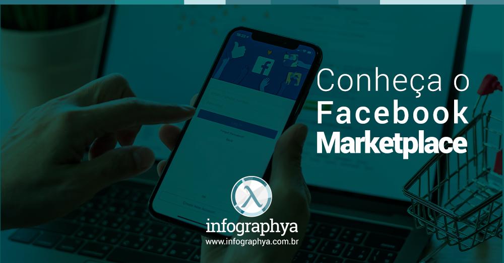 Conheça o Facebook Marketplace