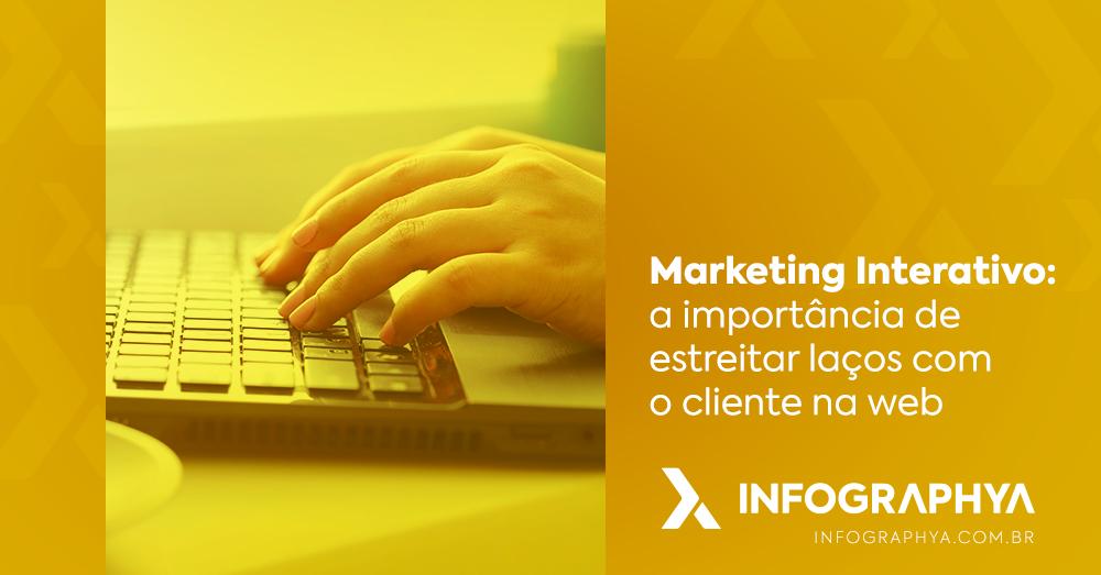 Marketing Interativo: a importância de estreitar laços com o cliente na web