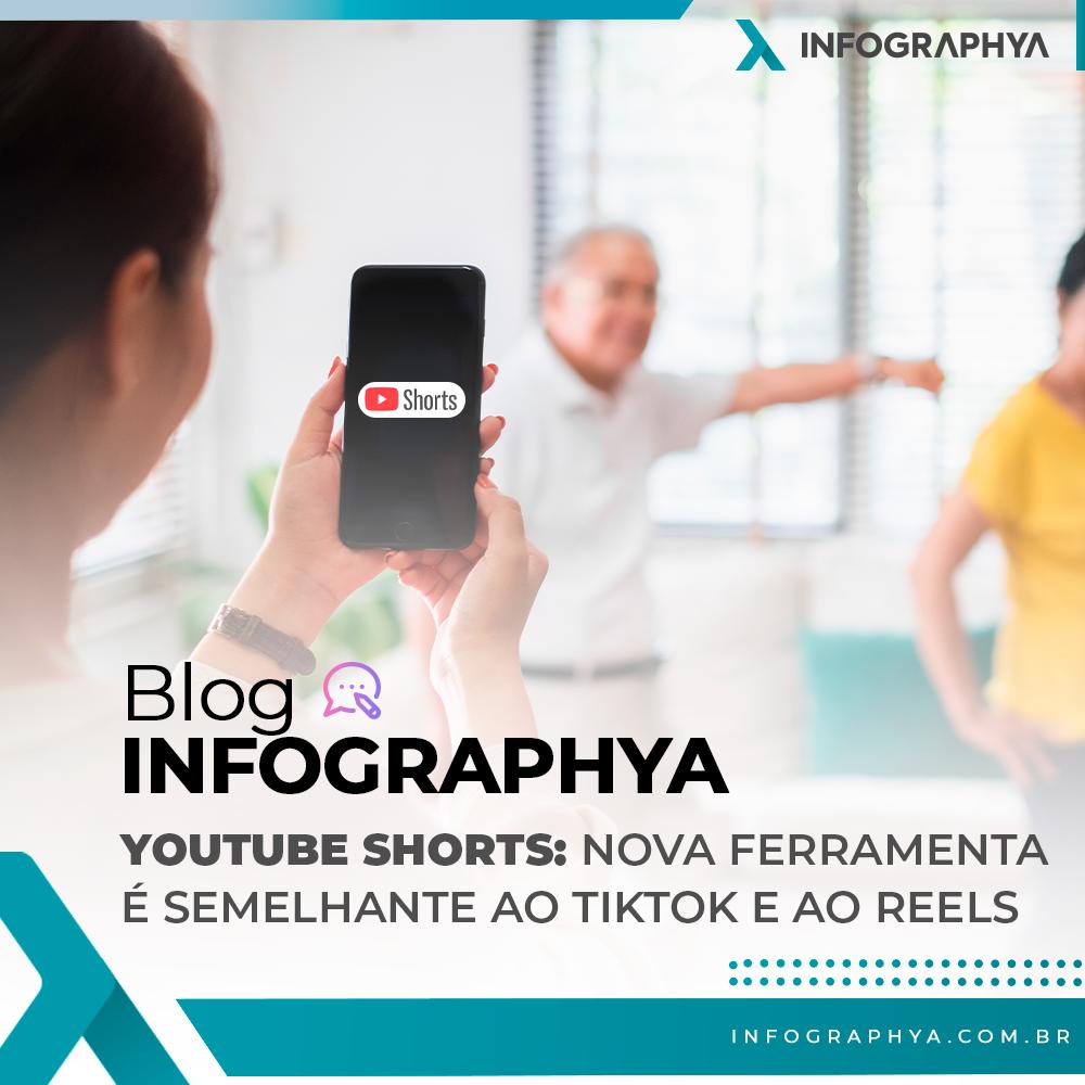 YouTube Shorts: nova ferramenta é semelhante ao TikTok e ao Reels
