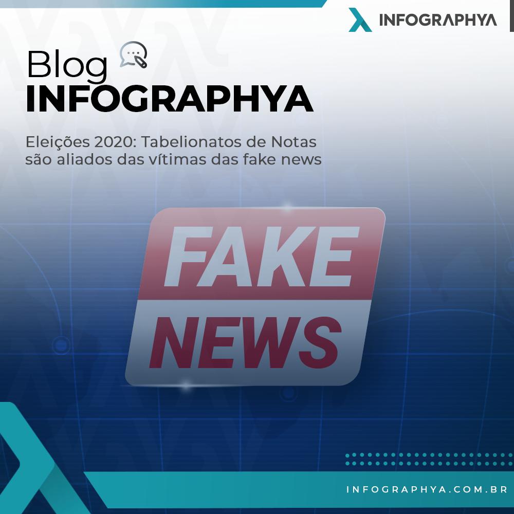 Eleições 2020: Tabelionatos de Notas são aliados das vítimas das fake news
