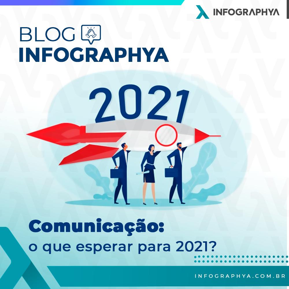 Comunicação: o que esperar para 2021?