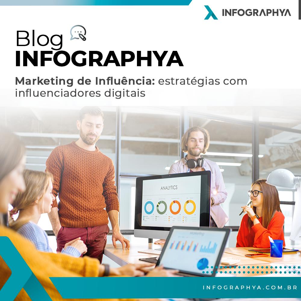 Marketing de Influência: estratégias com influenciadores digitais