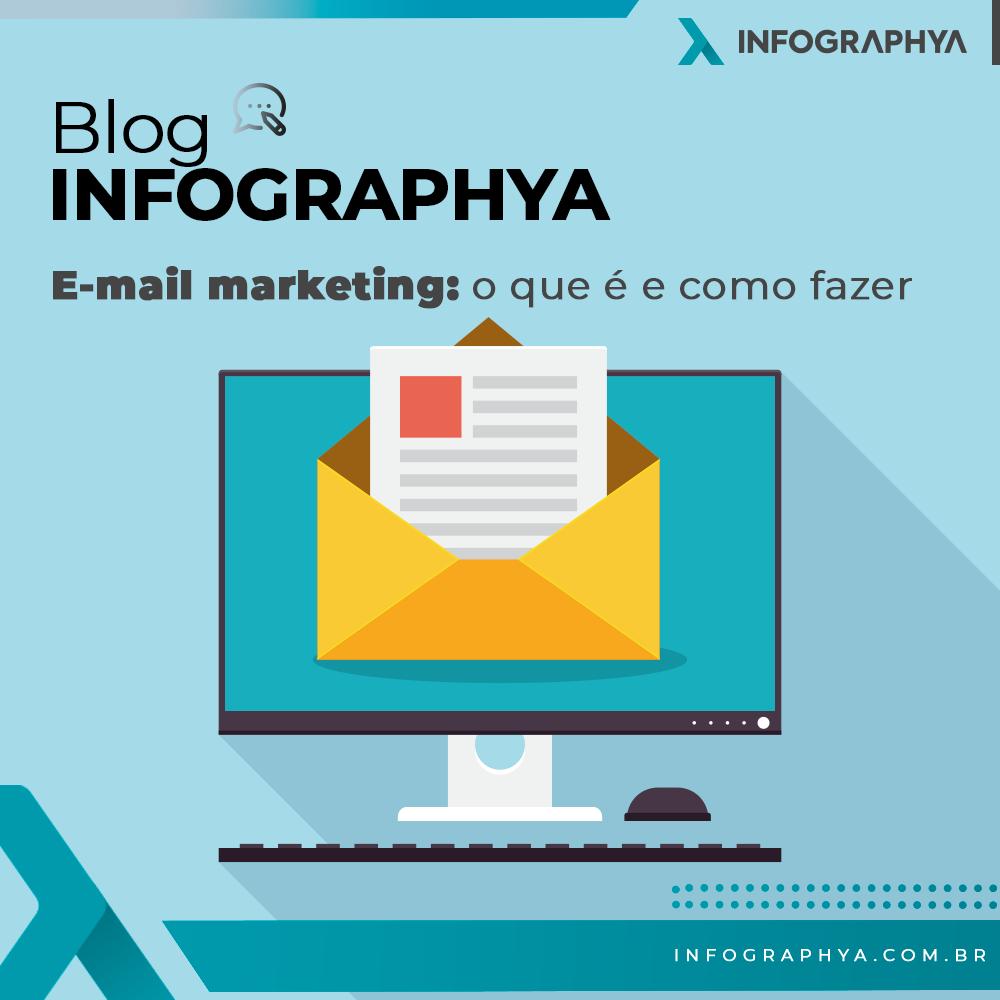 E-mail marketing: o que é e como fazer